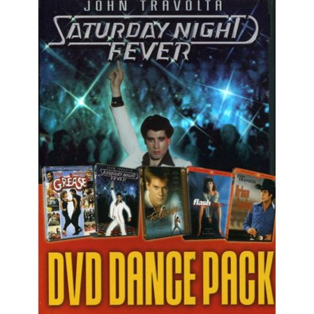 Dance Pack 2006: Grease / Saturday Night Fever / Footloose / Flashdance / Urban Cowboy - Halloween Night Fever 2017