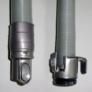 Dyson DC25 Hose Bagless Upright Replacement Attachment and Suction Hose Assembly Complete, Fits Part 915677-01.
