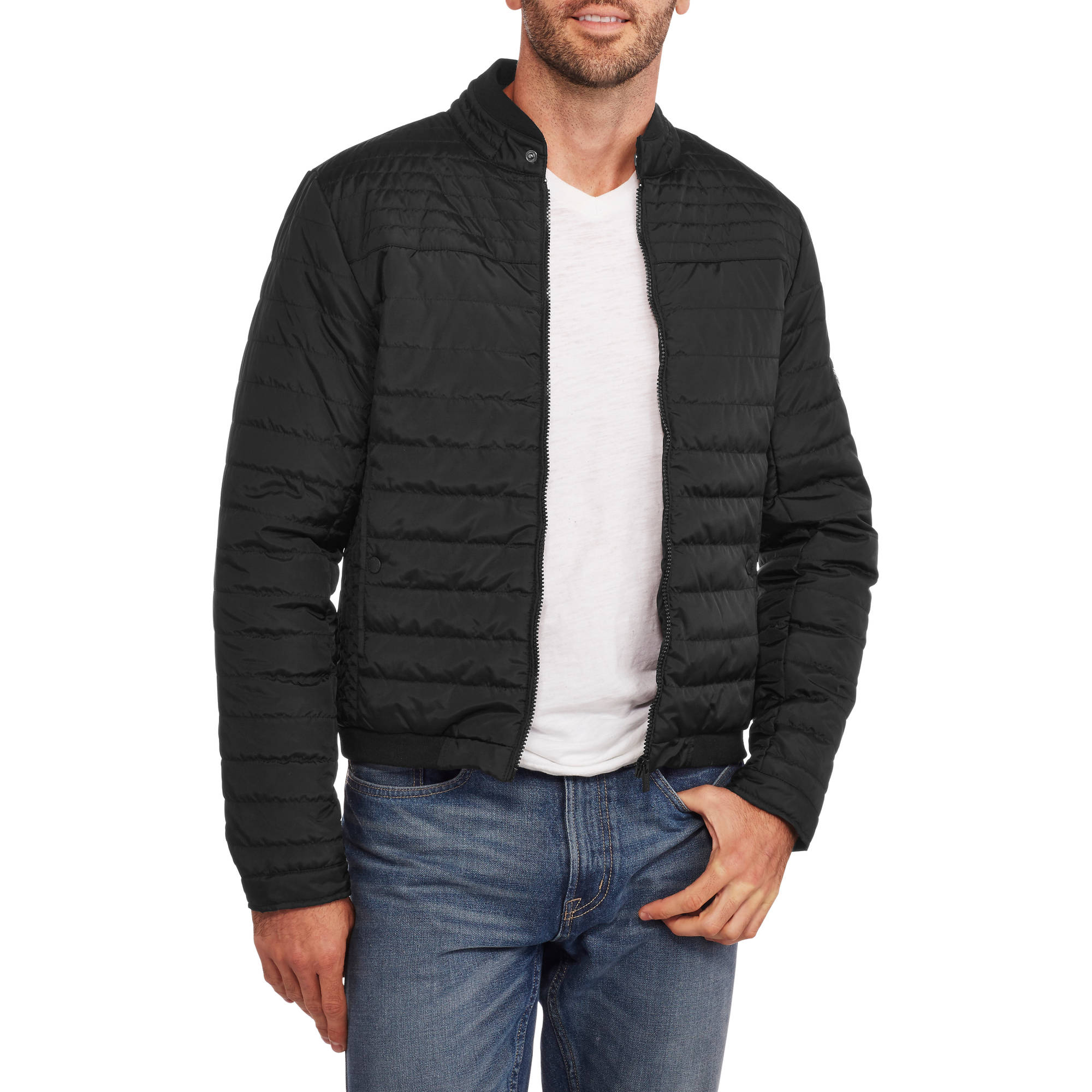Repair Men's Zip Front Jacket