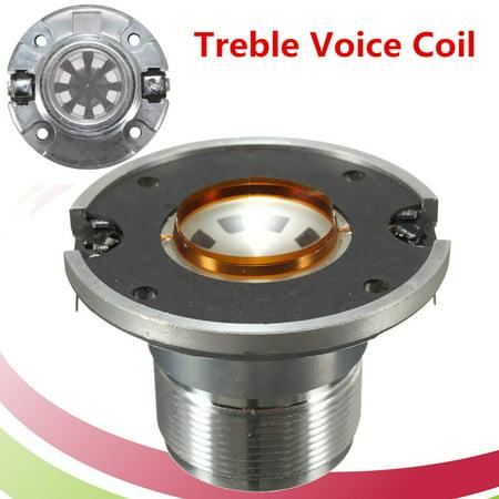 Diaphragm Speaker Unit 3.6Ω Treble Voice Coil For JBL 2414H,2414H-1, 2414H-C Replacement Diaphragm - image 5 of 6