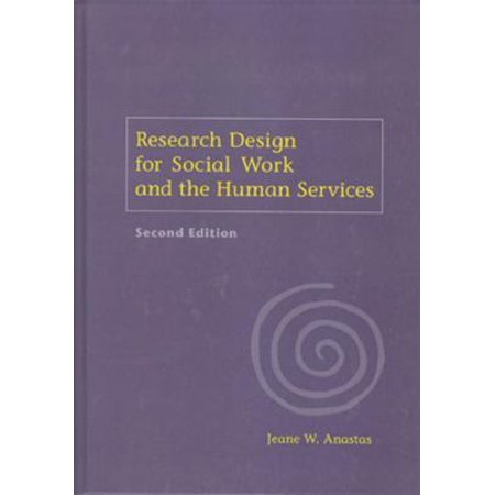 Research Design for Social Work and the Human Services -