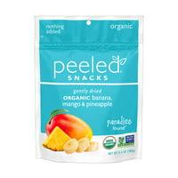 Peeled Snacks Snack Paradise Found,3.5Oz (Pack Of 12)