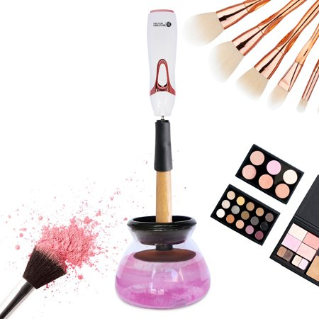 Makeup Brush Cleaner by Beautify Beauties, Best Cleaner for Makeup Brushes, Washes and