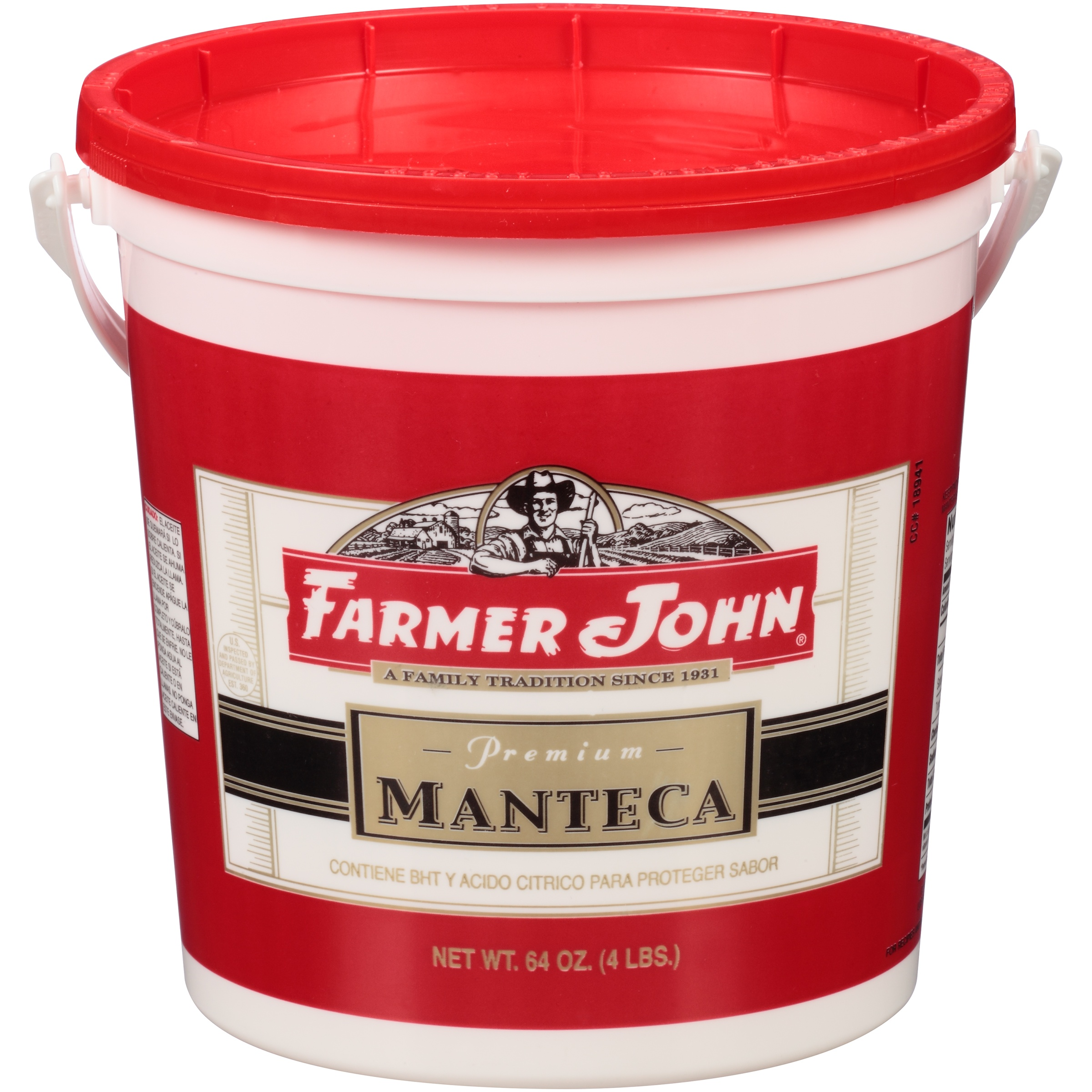 Farmer John and the Metal Bucket