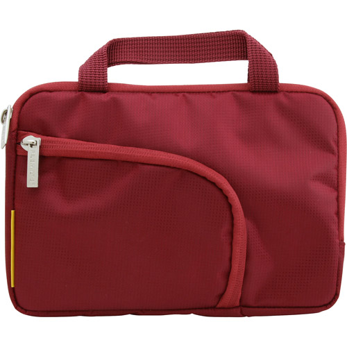 """FileMate ECO 7"""" G230 Tablet Carrying Bag, Assorted Colors"""
