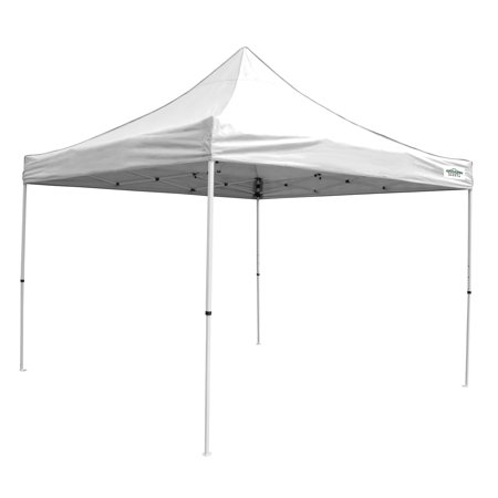 Caravan Canopy Sports 21008100010 10' X 10' White M-Series Pro Straight Canopy
