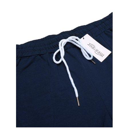 5c2c9ad9fc58c Women s Plus Size Pants Drawstring Fishnet Patchwork Ankle Athletic Pants  Sweatpant GlSTE - Walmart.com
