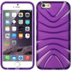 Insten Hard Plastic TPU Case For Apple iPhone 6 / 6s - Purple Compatible WithApple iPhone 6 / 6sPackage IncludesPC/TPU Rubber Case x 1Item DescriptionPC/TPU Rubber CaseKeep your device safe and protected in style.Color: PurpleMaterial: Hard Plastic/TPUEncases the corners and back of the device to provide secure fit and feel.Full access to all ports and function buttons.Accessory Only; device not included.Apple, iPhone®, iPad®, iPod® are registered trademarks of Apple, Inc. Apple does not endorse use of these products.* Special Return Policy applies, please check here for detail.Product names are trademark of listed manufacturer or other owners, and are not trademarks of eForCity Corp. The manufacturer does not necessarily endorse use of these products.