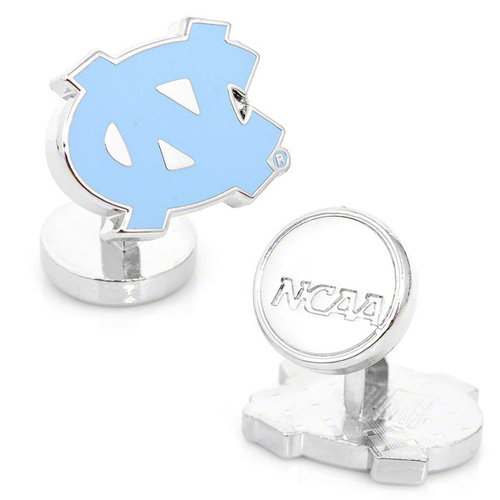 Cufflinks, Inc. PD-NC-PP Palladium University of North Carolina Tarheels Cufflinks