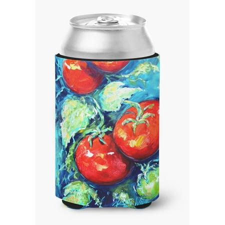 Vegetables - Tomatoes on the vine Can or Bottle Hugger (Bottle Vine Holder)