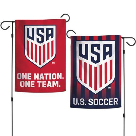 Flags Of The Nations (USA Soccer 2 Sided Garden Flag One Nation One)