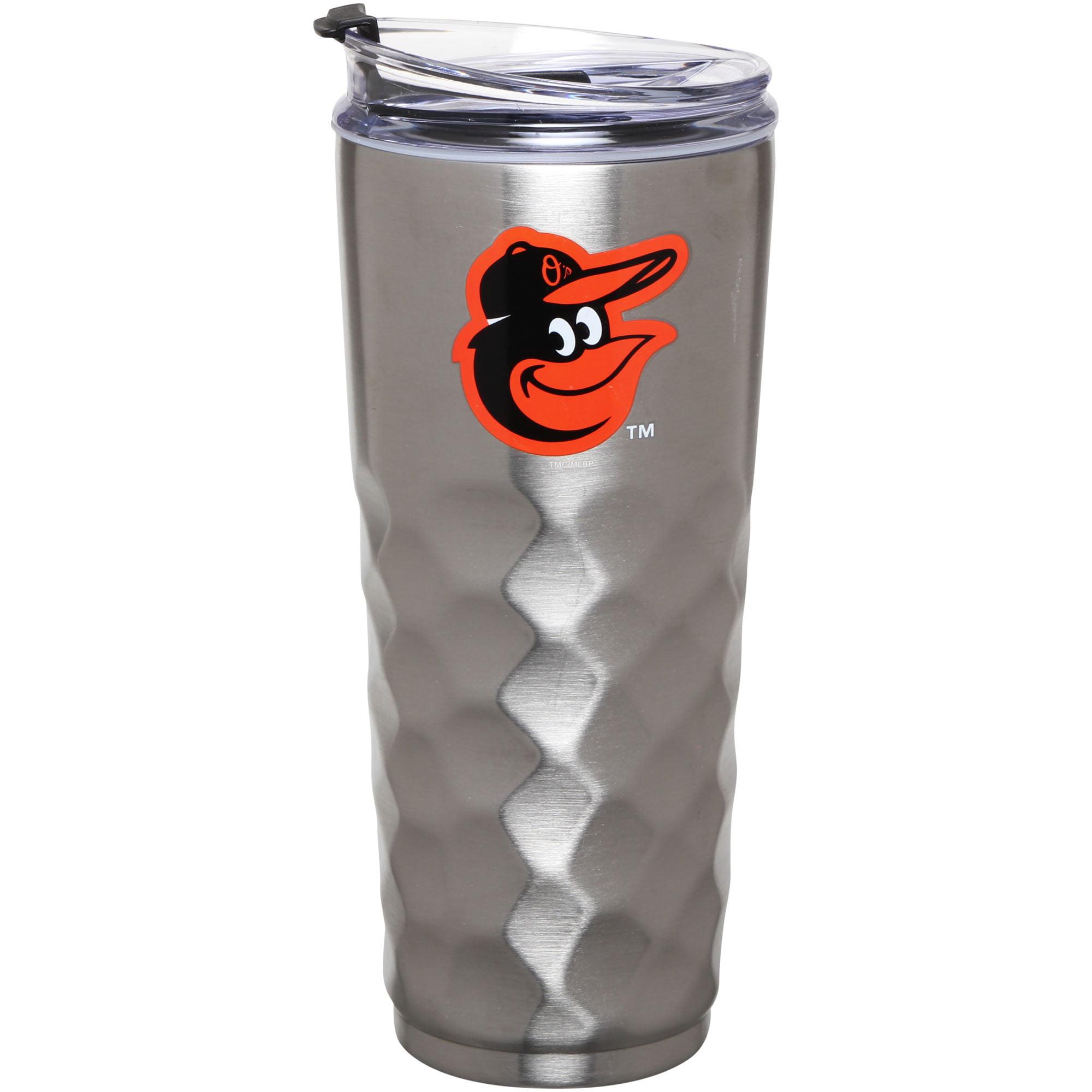 Baltimore Orioles 32oz. Stainless Steel Diamond Tumbler - No Size