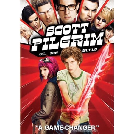 Scott Pilgrim vs. the World (Prudence Naughty Pilgrim)