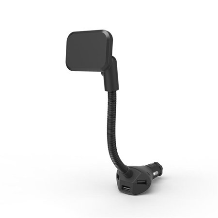 Magnetic Phone Holder with USB