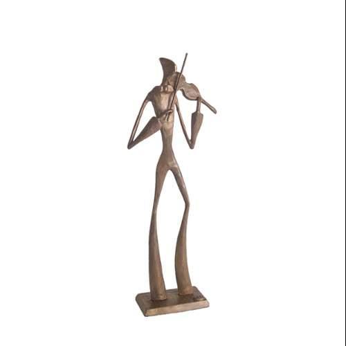 Danya B Elongated Violin Player Figurine
