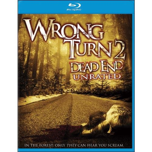 Wrong Turn 2: Dead End (Blu-ray) (Widescreen)