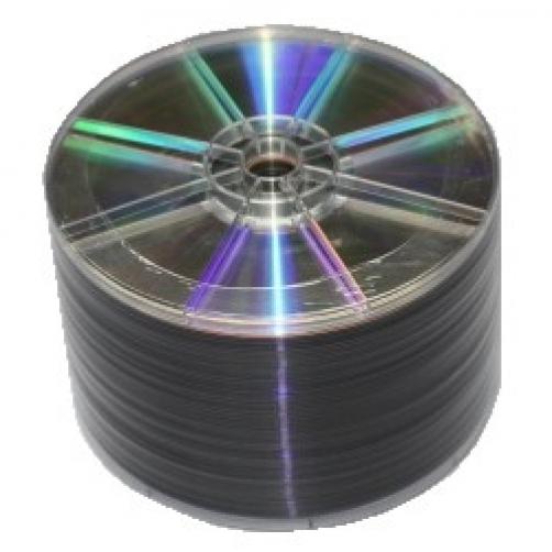 CheckOutStore 100 Grade A 16X DVD-R 4.7GB Shiny Silver (Shrink Wrap)