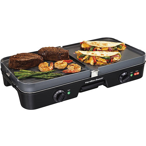 Hamilton Beach 3-in-1 Grill/Griddle