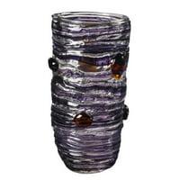 Dale Tiffany Amethyst Vase