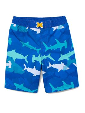 Freestyle Revolution Baby Toddler Boy Shark Swim Trunks