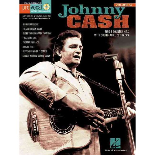 JOHNNY CASH [9781458403544]
