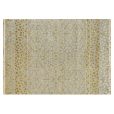 Transitional Design Baby Blue Rugs For Less Area Rug 6x9 Agra 100