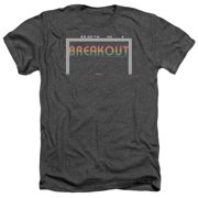 Atari Breakout 2600 Mens Heather Shirt
