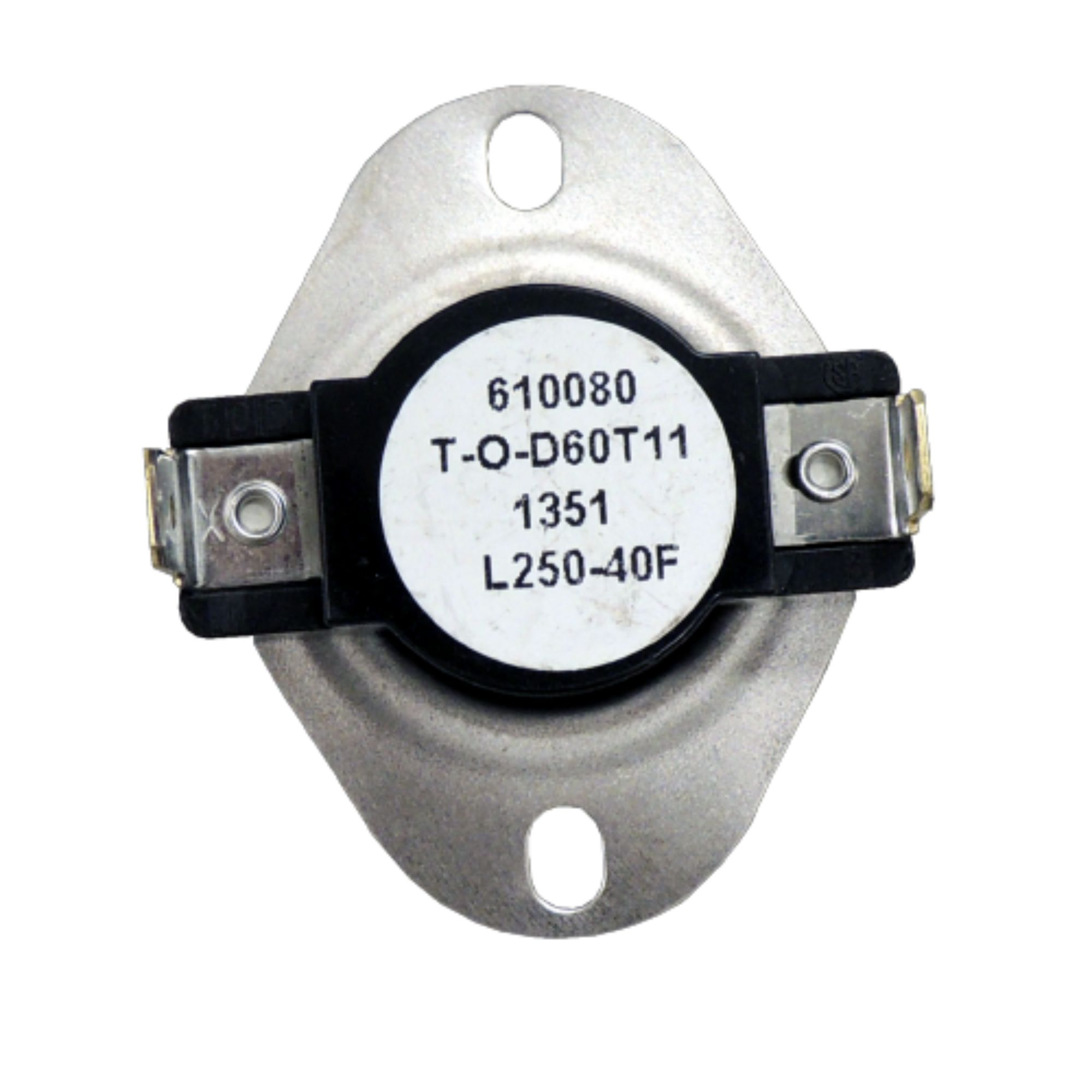 L250 Genuine OEM Supco Thermostat 60T11 Style 610080