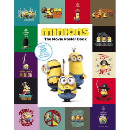 Minions: The Movie Poster Book - Name Of The Minions