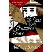 The Case of the Crumpled Knave - eBook