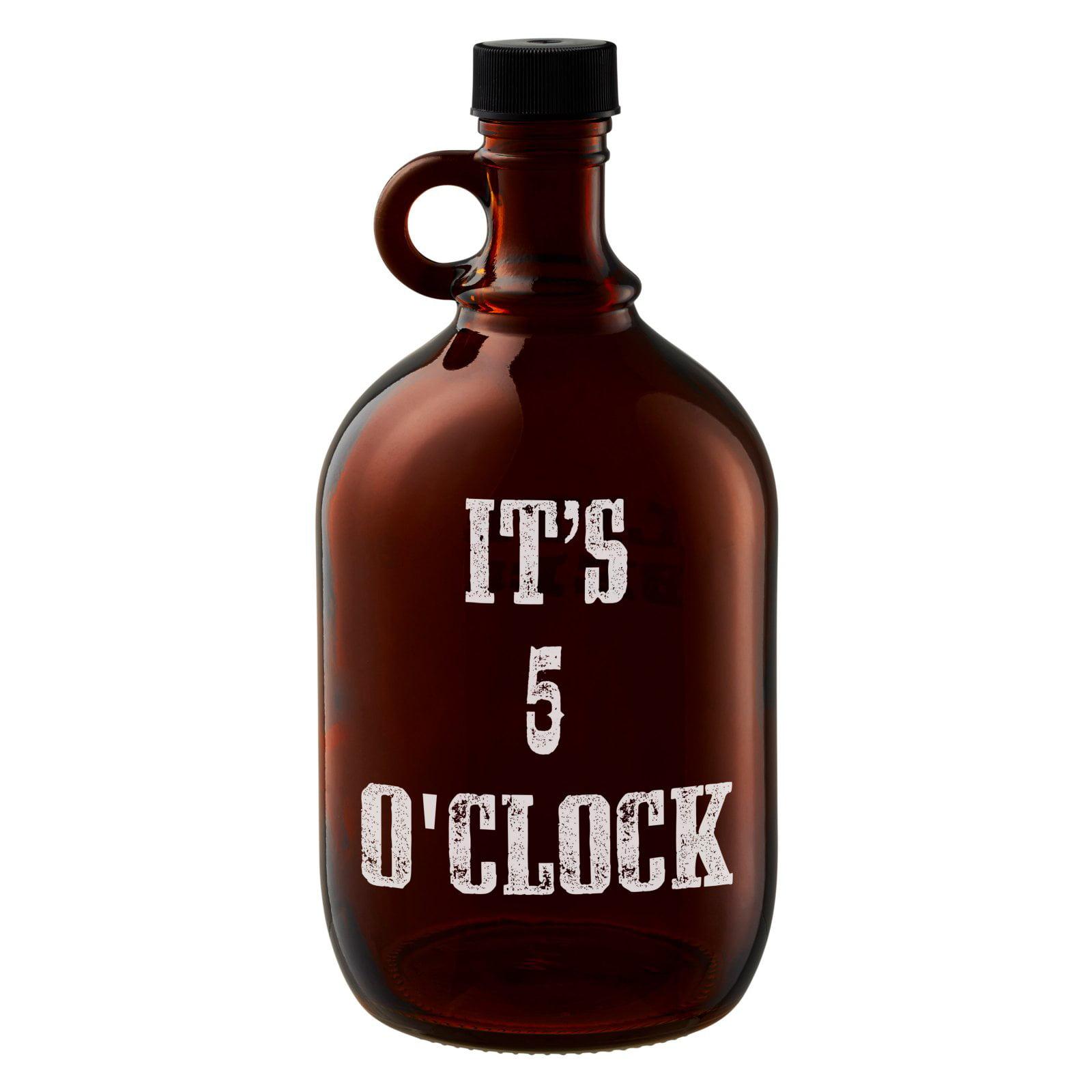 Artland Barkeep Its 5 OClock Beer Growler