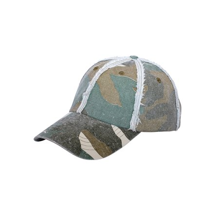 Low Profile Fashion Camo Cap - Olive - Walmart.com 468065b3682
