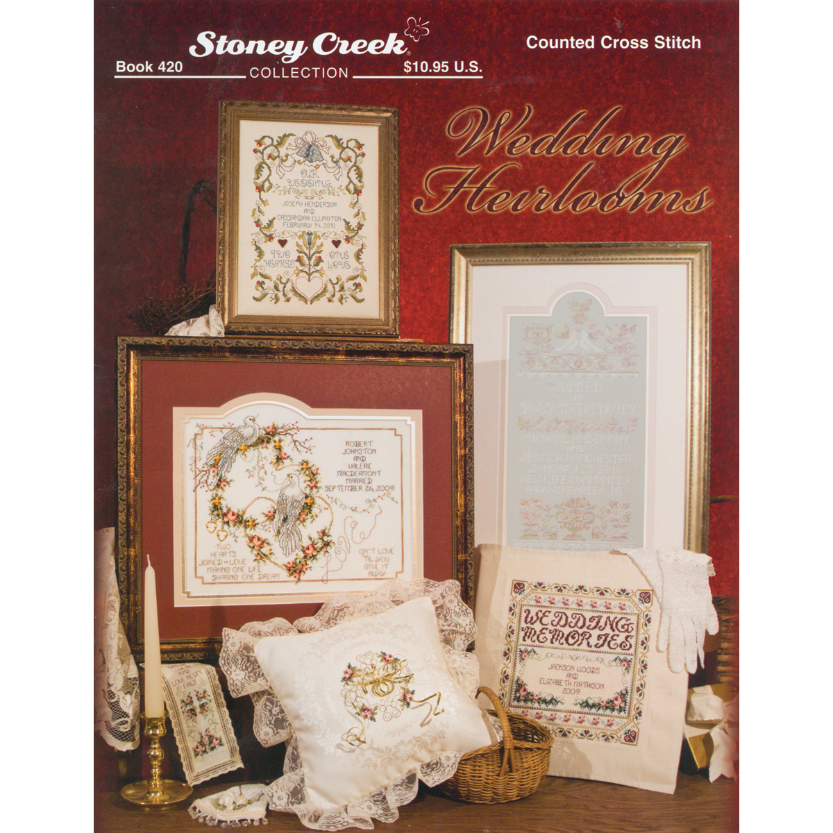 Stoney Creek Wedding Heirlooms