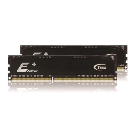 4GB Team Elite Plus Black DDR2 PC2-5300 667MHz (5-5-5-15) Dual Channel kit 667 Pc2 5300 Dual Channel
