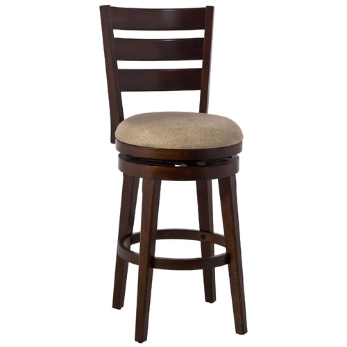 Hillsdale Furniture 30'' Swivel Bar Stool by Hillsdale