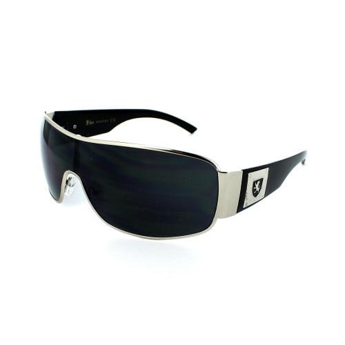 KHAN Sunglasses Shield 3410 - Silver (12 Paquets) - image 1 de 1