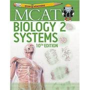 Examkrackers MCAT: Examkrackers MCAT Biology II: Systems (Paperback)