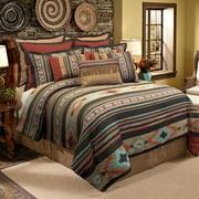 Grand Luxe  Santa Fe 4-piece Comforter Set