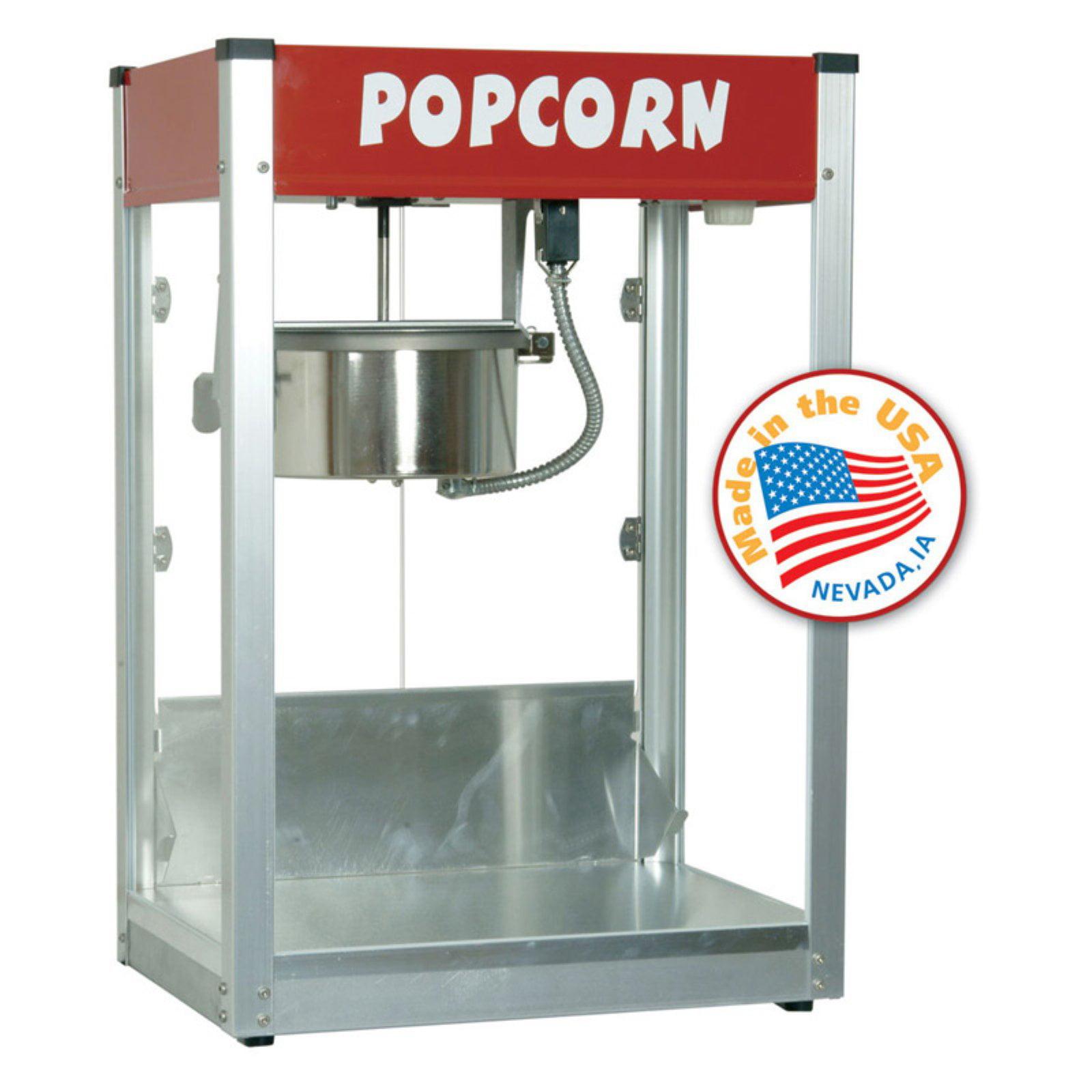 Paragon Thrifty Pop 8 Oz Popcorn Machine Walmart Com Walmart Com