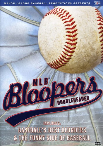 MLB Bloopers by A&E Home Video