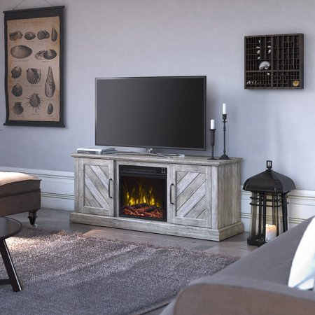 Classic Flame Belcrest Electric Fireplace Tv Stand Walmart Com