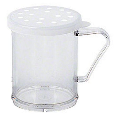 Cambro (96SKRP135) 10 oz Shaker with Parsley Lid -