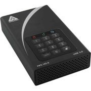 Apricorn Aegis Padlock DT FIPS 2 TB External Hard Drive ADT-3PL256F-2000