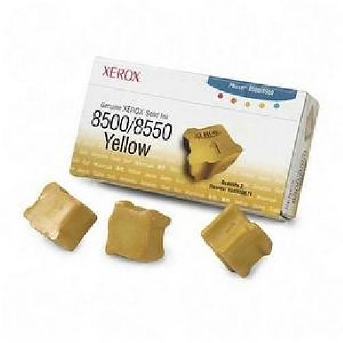 Xerox Yellow Solid Ink 108R00671