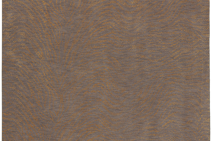 "Karastan Enigma Spectral Brushed Gold (5' 3""x7' 10"") by Mohwak Home"