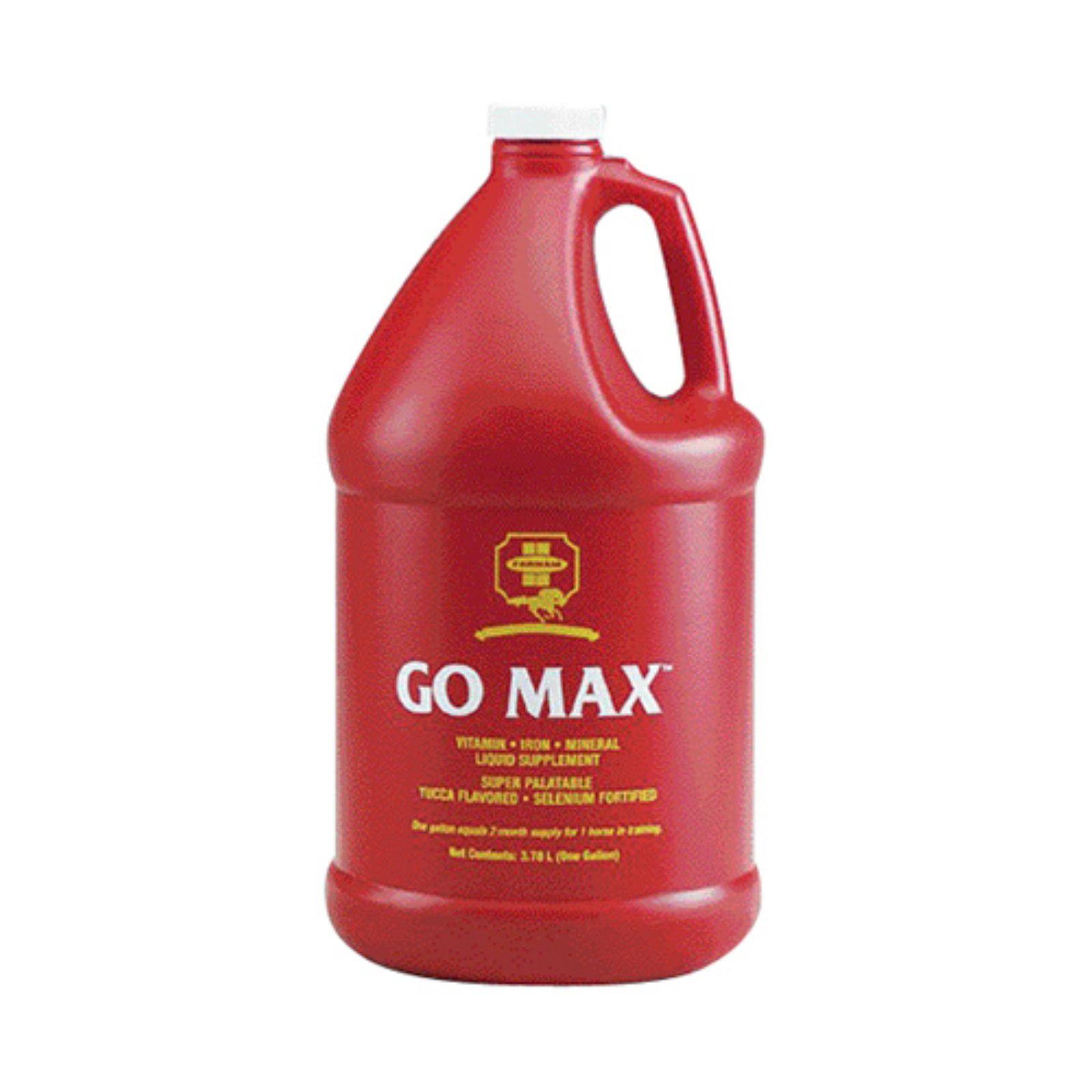 Farnam Go-Max Liquid Supplement
