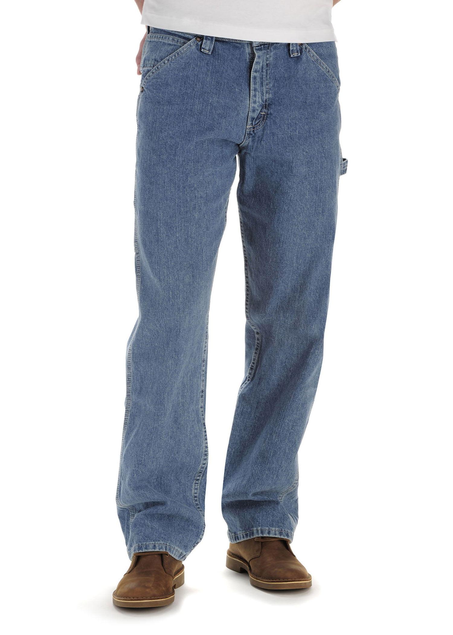 LEE Mens Loose-fit Carpenter Jean