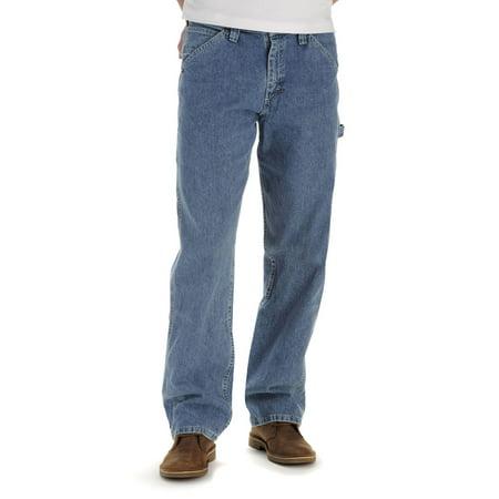 Lee Men's Carpenter Jean (Black Carpenter Jeans)