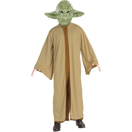 Star Wars Yoda Men's Adult Halloween - Halloween Pop Star Costume Ideas