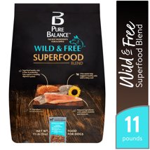 Dog Food: Pure Balance Wild & Free